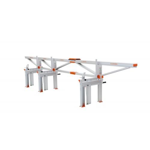 F2 kjedesagbruk (5 m med 3 stokkløftere)