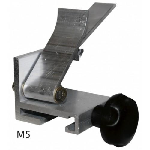Kantstøtte med spennarm M4, M5, M6